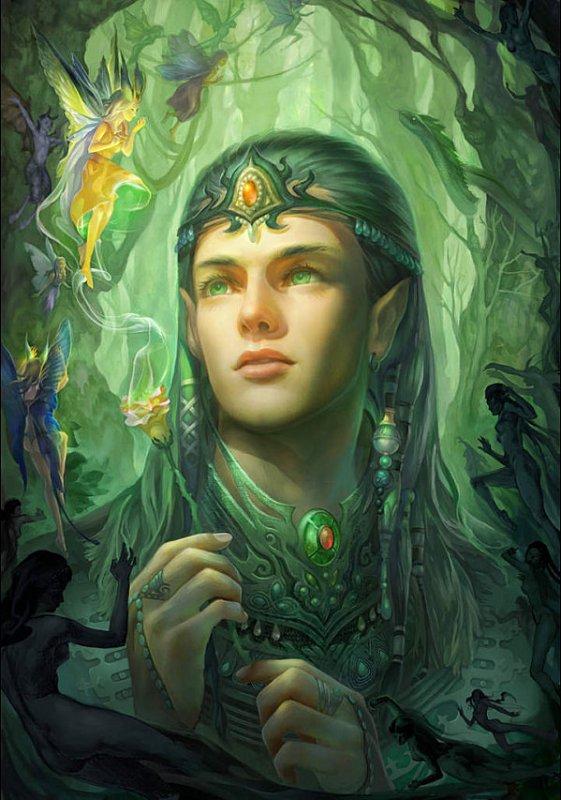 Le Prince des Elfes