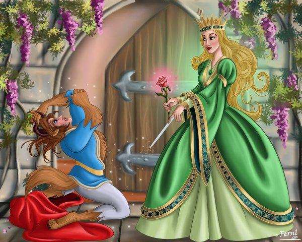 """Le Prologue de """"La Belle et la Bête"""" des Studios Disney : Cultissime !!!"""