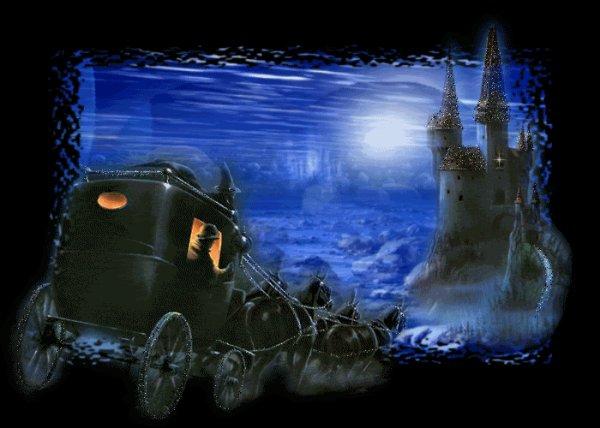 Par une Nuit sombre et Ténébreuse ...