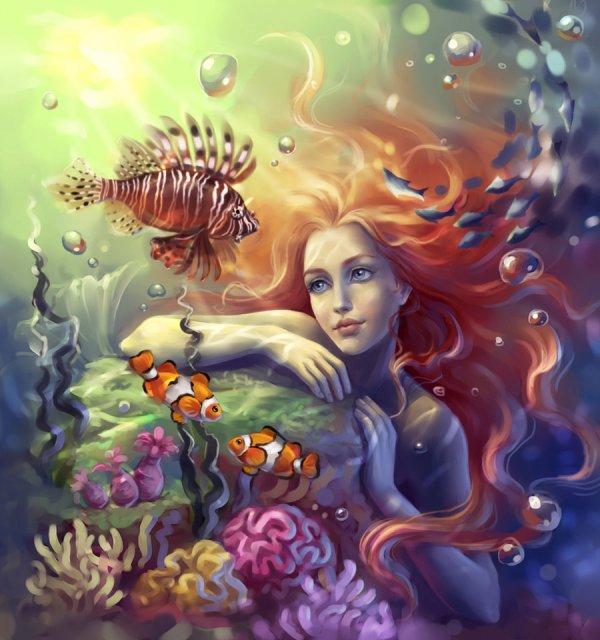 La Beauté du Monde Marin