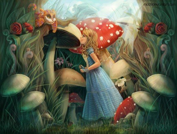 Alice et le Chat
