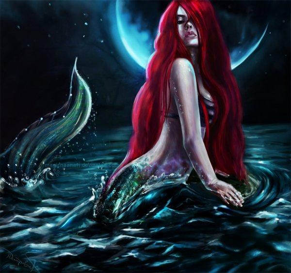 Une Sombre Ariel...