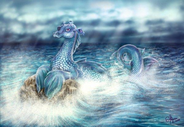 Nessie, la Créature du Loch Ness
