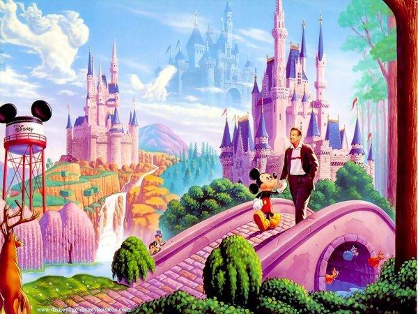 Walt Disney, Un Génie !!!
