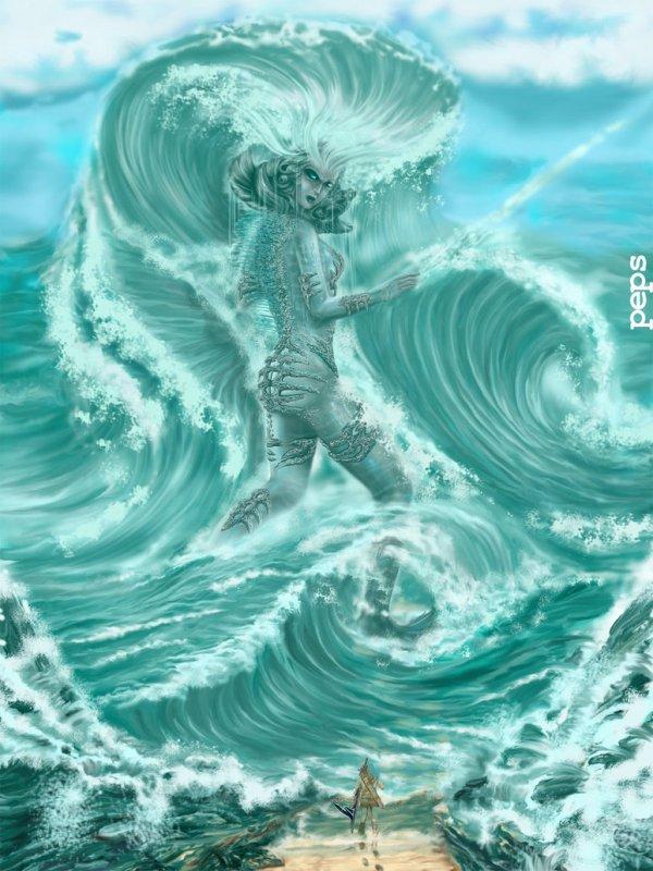 Lady Tsunami