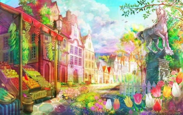 Un Charmant Petit Village !