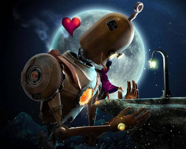 Un Amour de Robot !