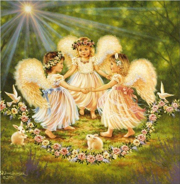 La Ronde des Anges