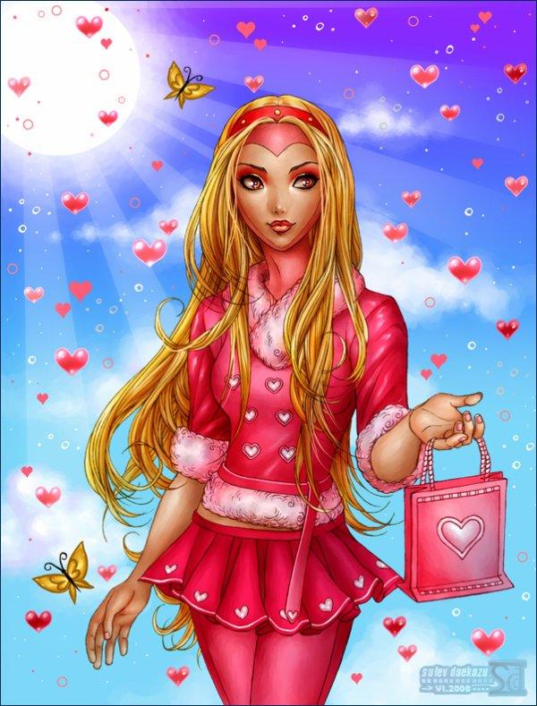Bonne Saint Valentin à tous les Internautes !!! Quel est le Plus Beau Cadeau que vous ayez Reçu à cette Occasion ?