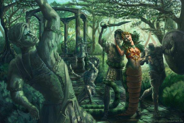 Le Jardin de Méduse