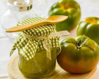 Des Beignets de Tomates Vertes pour le Souper, Please !