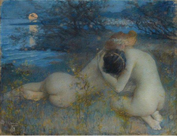 """Un Extrait tiré d'un Livre que Je vous Recommande : """"Les chansons de Bilitis"""", Pierre Louÿs (1894)"""