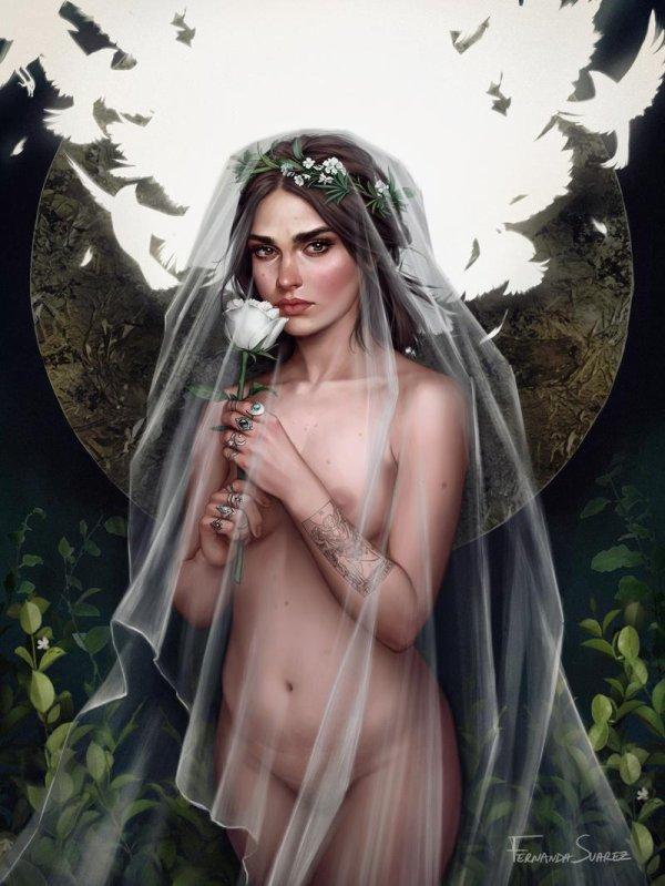Le Signe de la Vierge
