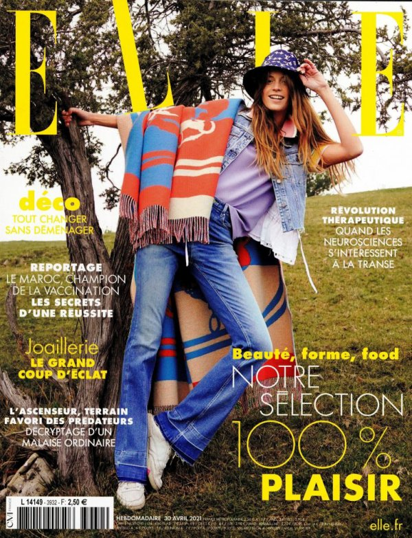 Elle n'est certes pas ma revue préférée, mais le numéro paru le 30 avril propose des thématiques très intéressantes !