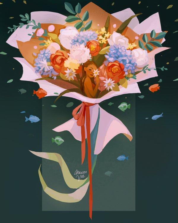 Bonne Fête aux Mères, à celles qui veulent l'être, ou qui se sentent l'âme aimante !