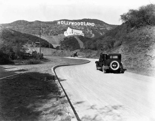 Hollywood, 1924