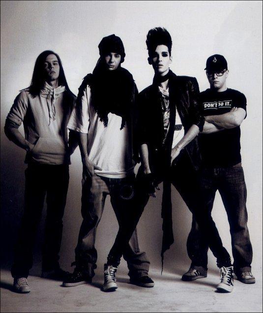 Tokio Hotel  ; Bien plus qu'une passion. Une vie entière. ♥