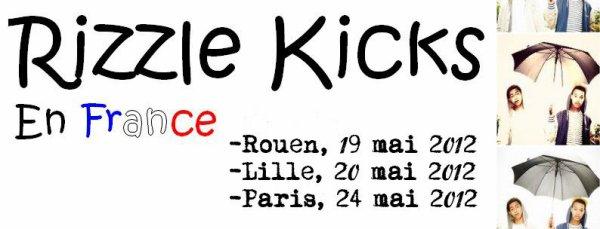 Rizzle Kicks , Concerts