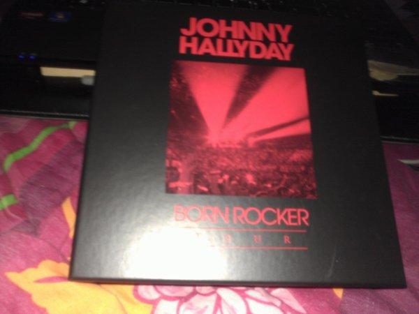 born roker tour cofret