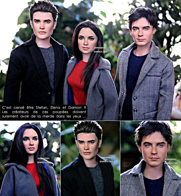 Les Dolls de Vampire Diaries : le retour !