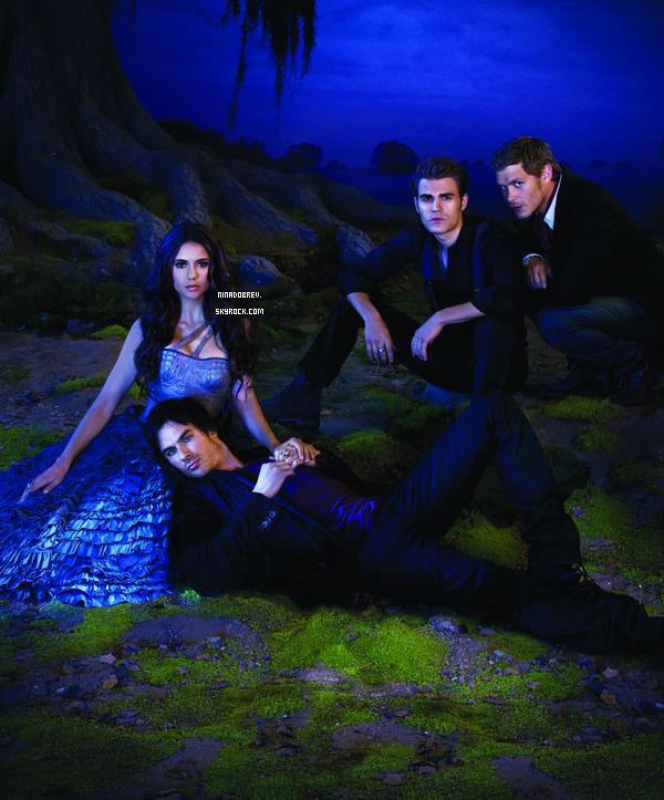 "Promo/Teaser de l'épisode 3x05 de The Vampire Diaries : ""The Reckoning"""