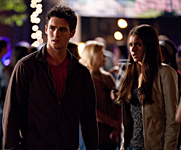 "Stills de l'épisode 3x07 de The Vampire Diaries : ""Ghost World"""