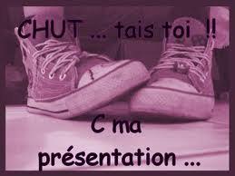 Presantation!!♥