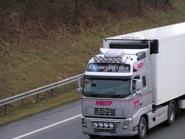 MBTF Volvo fh 480