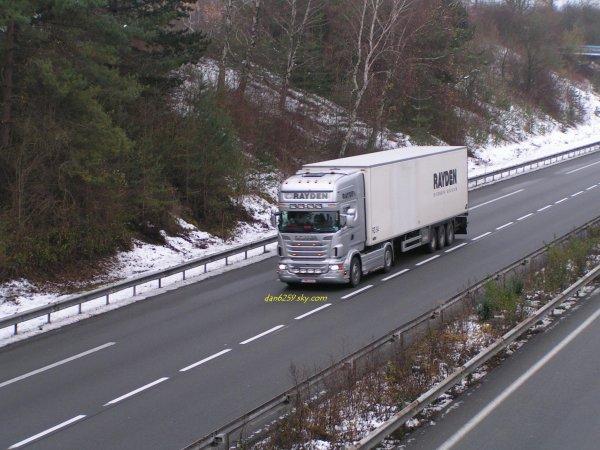 Scania 500 V8