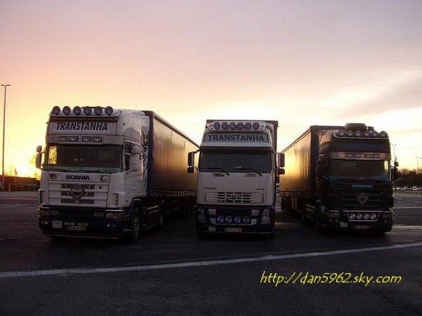 Scania 164L 580 V8 vs Volvo fh12 480 vs Scania 480 V8