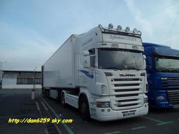 Scania R420 (photo rungis)