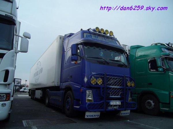 Volvo fh12 460 (photo rungis)