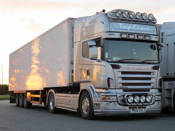 Scania V8 R620