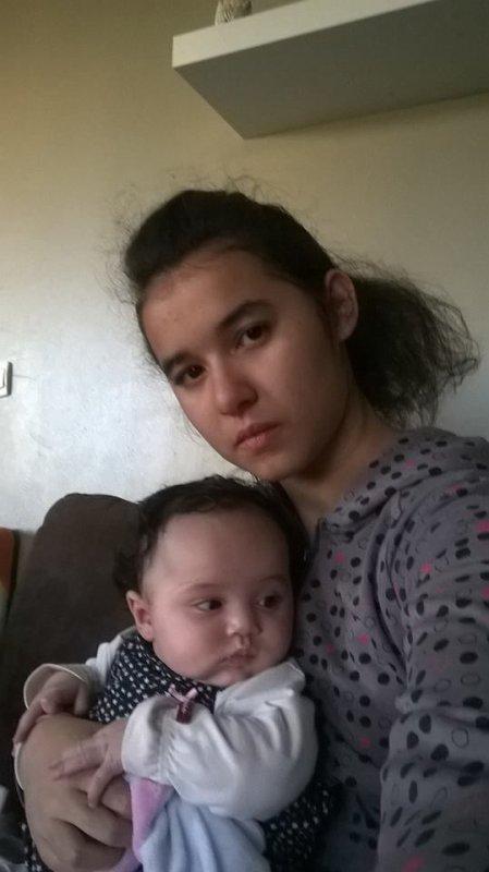 moi & ma deuxième nièce