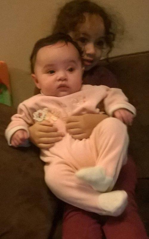 mes deux nièce