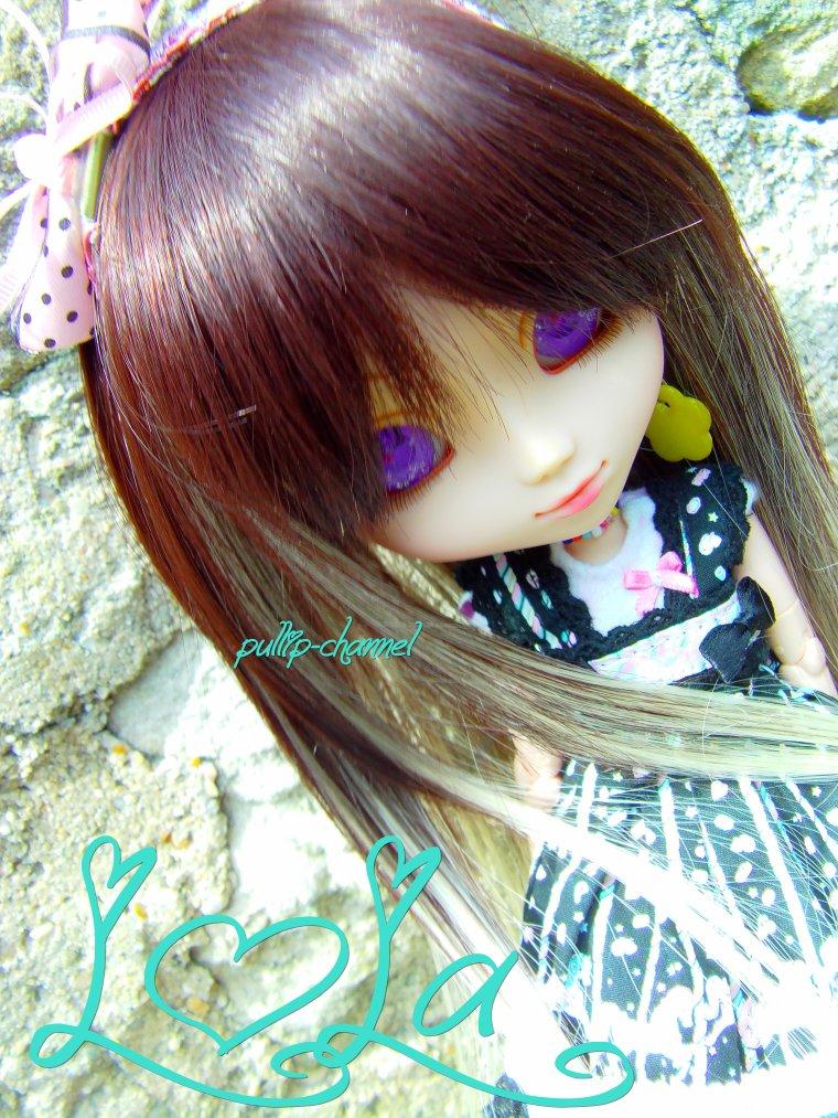 Ma deuxième doll / pullip