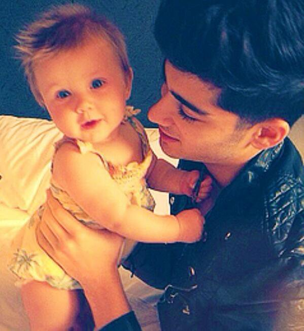 IMAGINE n°8 Zayn Malik: Starting a family