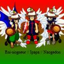 Le trio légendaire !