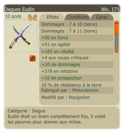 Premières Dagues Eudins.
