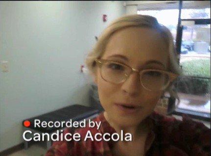 -------------------------------------------Candice présente les coulisses de Vampire Diaries --------------------------------------------------- Trois autres vidéos ont été tourné par Sara Canning (Jenna), Kat Graham (Bonnie) et Zach Roerig (Matt). Enjoy !  C'est ici !
