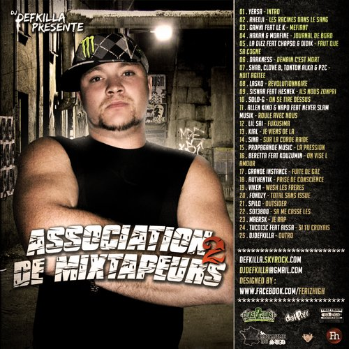 Association de mixtapeurs vol2!!!