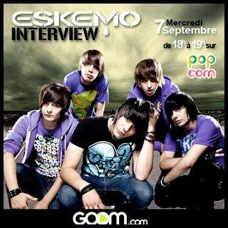 Eskemo à Goom Radio
