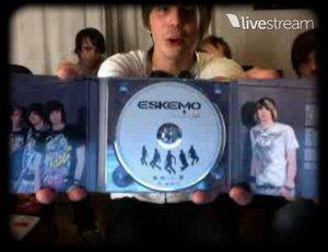 Eskemo - Twitcam  30 Octobre 2011