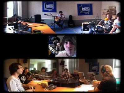 Eskemo en interview + Session live acoustique