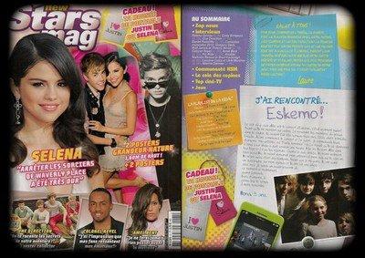 Eskemo dans Star Mag