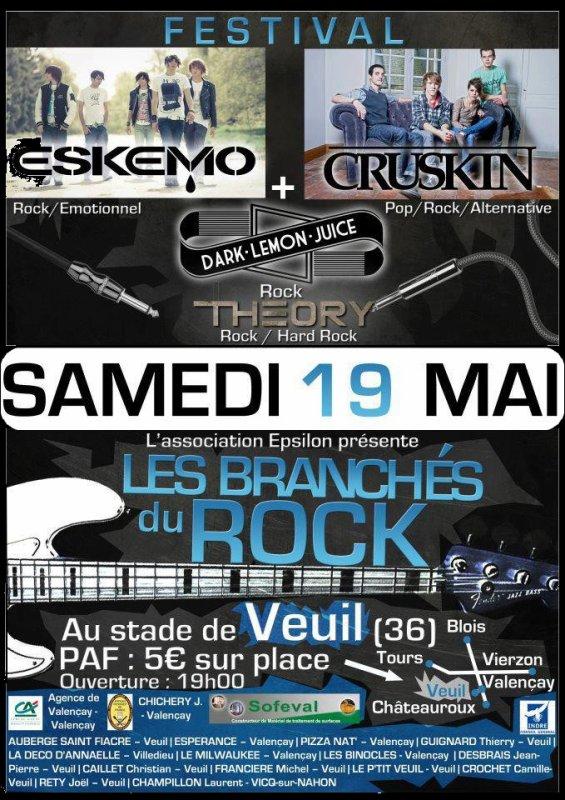 Festival - Eskemo + Cruskin