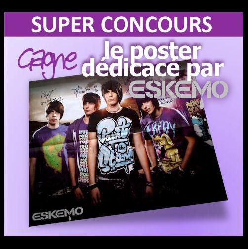 Gossip News Daily - Concours gagne le poster dédicacé