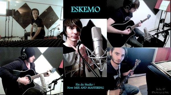 Eskemo en Studio