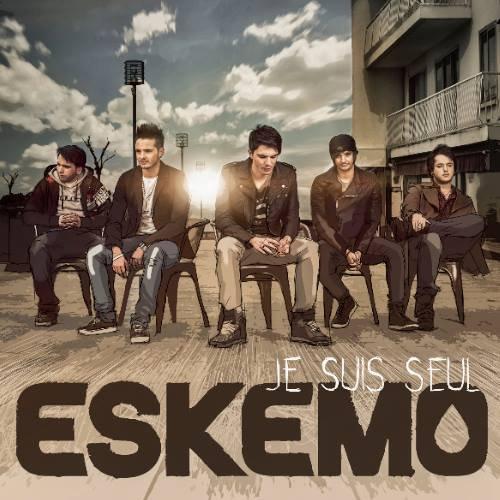 """Eskemo - Pochette de """"Je suis seul"""" + Extrait"""