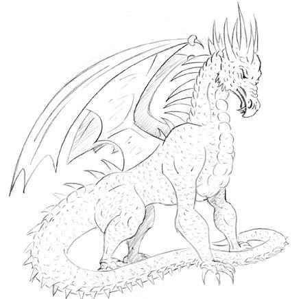 Dessiner un dragon